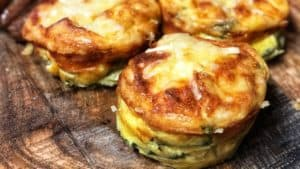 Quiche in mini size