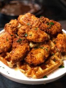 Best Chicken & Waffles Recipe