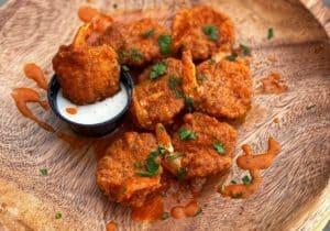 buffalo fried shrimp