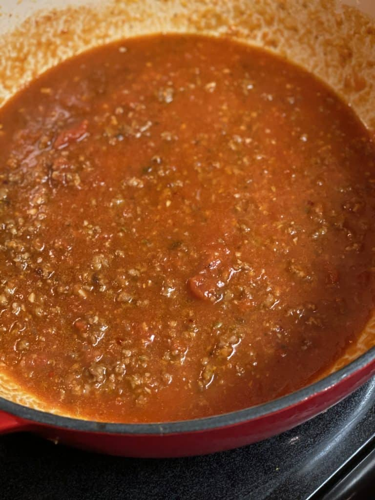 sauce for linguine with red clam sauce